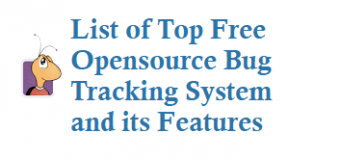 4 Best Top Opensource Bug Tracking System
