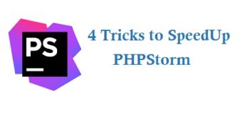 Speed up PhpStorm Right away