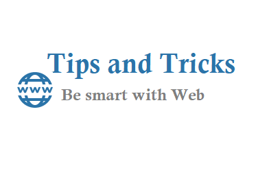 tips tricks on web