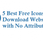 5 Best Free Icons Download Websites with No Attribution Required