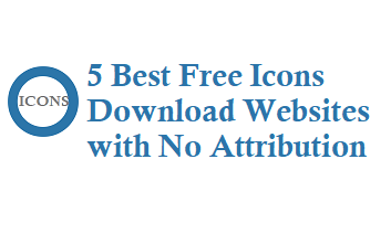 Best Free Icons Download Websites with No Attribution