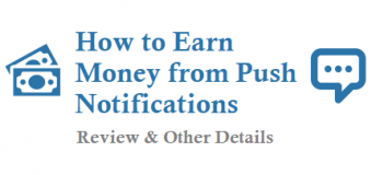 How to Earn Money from Push Notifications